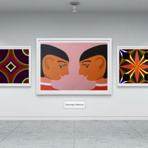 The Art of George Manus - Wall Art