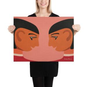 The Art of George Manus – Giclée Print